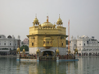 Golden Temple Amritsar Tourism