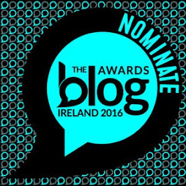 Click on the badge to Nominate The Irish Food Guide Blog for the 2016 Blog Awards Ireland