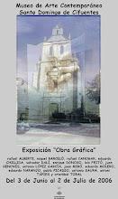 "MUSEO DE ARTE CONTEMPORÁNEO SANTO DOMINGO DE CIFUENTES. ""OBRA GRÁFICA""."