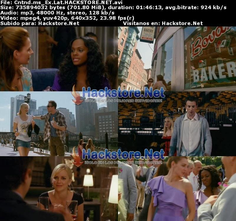 Captura Contando a Mis Ex (2011) DVDRip Latino