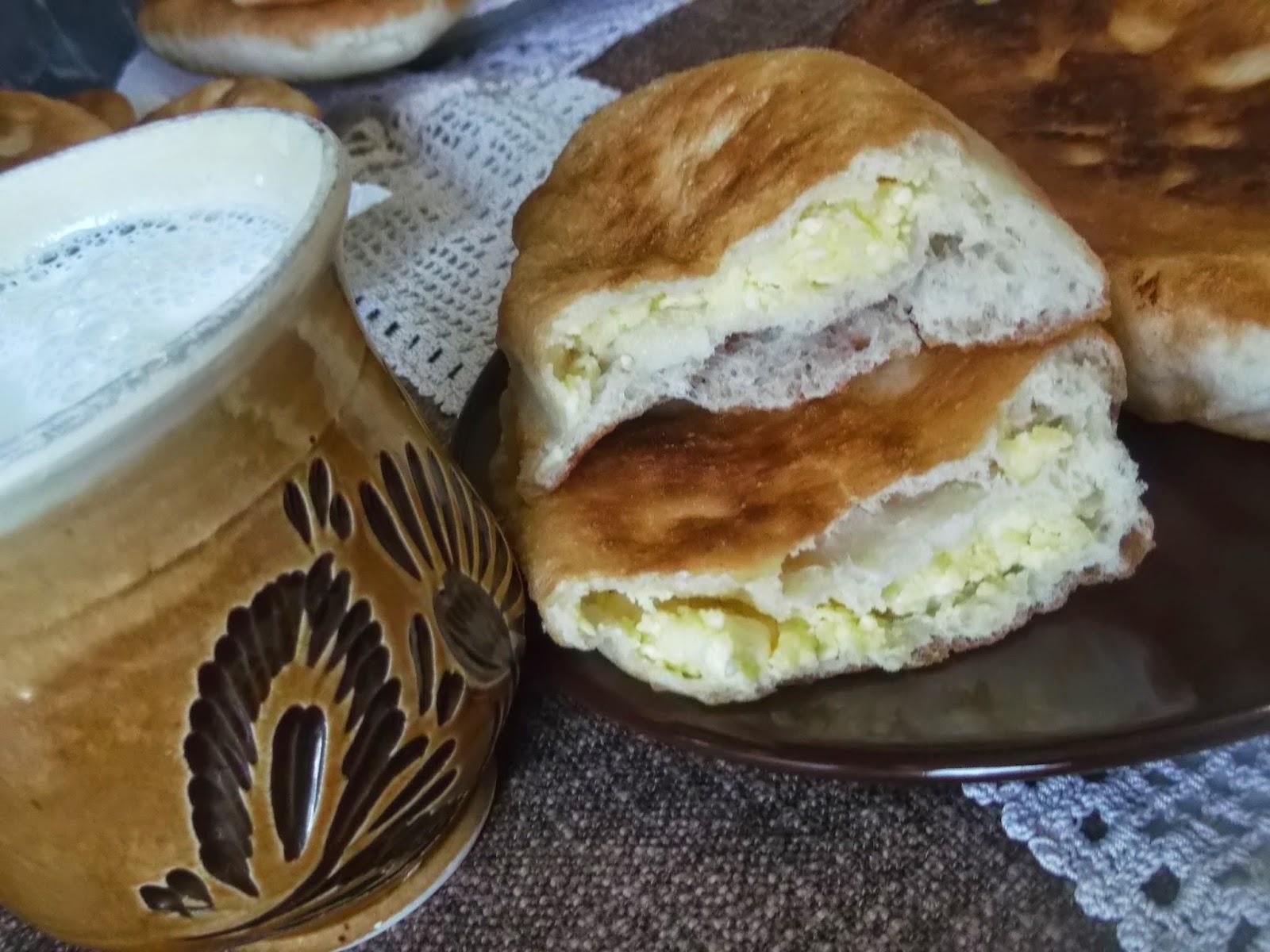 Placinta cu branza si cartofi – ca in Bihor