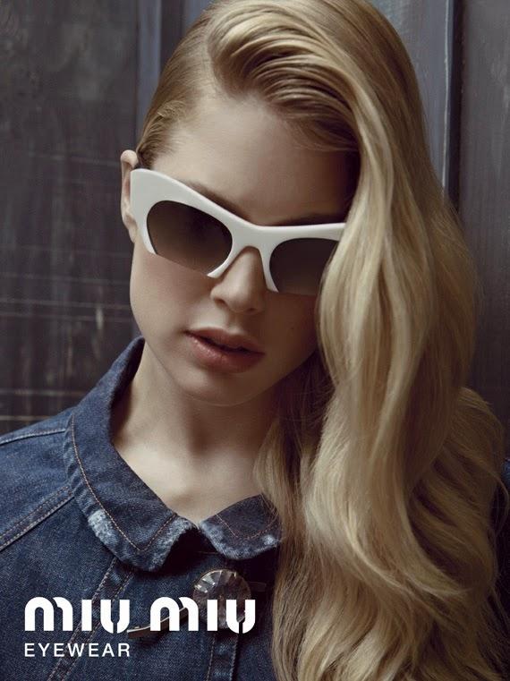 Miu Miu rasoir sunglasses, Fashion and Cookies