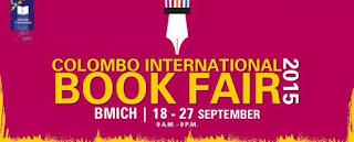 Colombo International Book Fair 2015 CIBF2015