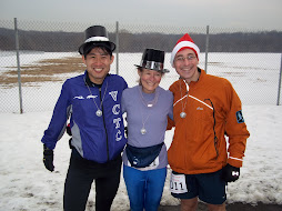 New year's marathon in VCP