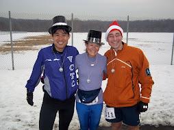 New year's marathon in VCP