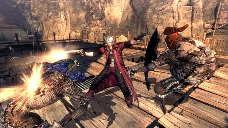 Ο (παλιός) Dante επιστρέφει στο Devil May Cry 4: Special Edition