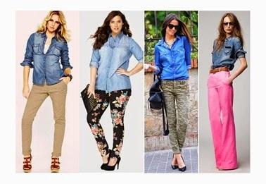 Cara Memilih Baju Yang Sesuai Bentuk Tubuh
