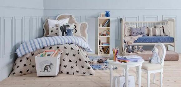 Habitaciones para ni os de zara home kids infantil decora for Colgadores de pared zara home