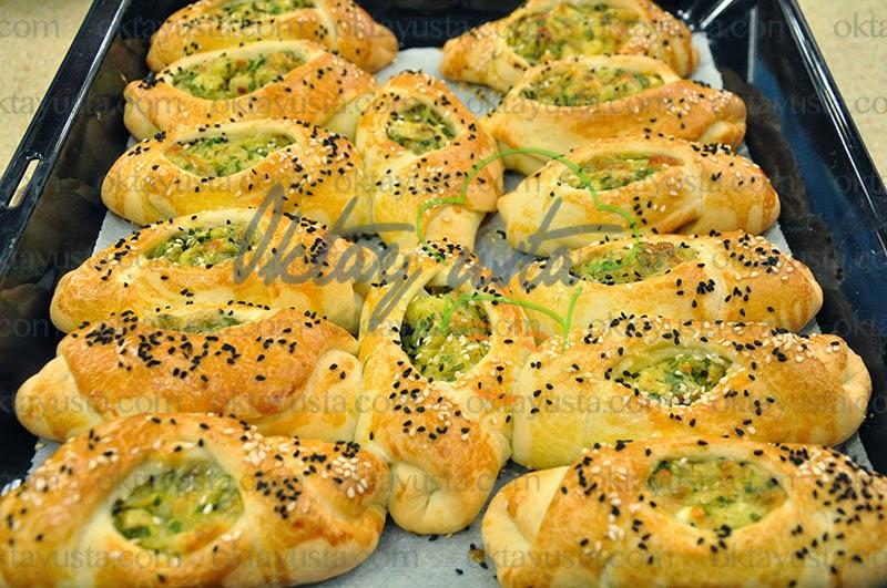 Peynirli Patetesli Poğaça Tarifi