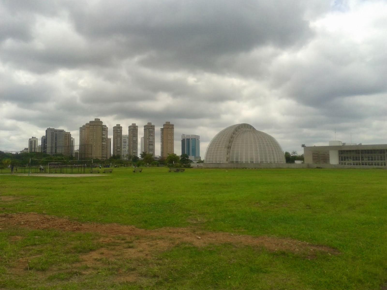 PARQUE VILAS LOBOS -SÃO PAULO