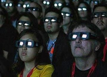 NONTON FILM 3D BISA MERUSAK MATA