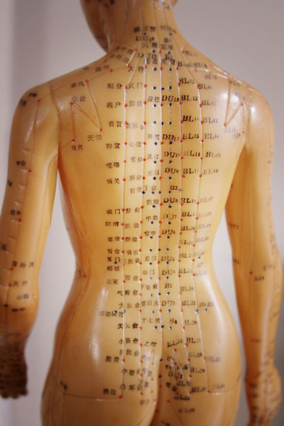 how to say acupuncture in chinese
