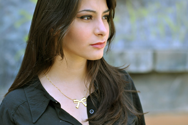 Bárbara Urias - Look - Semi jóia No Preach Store