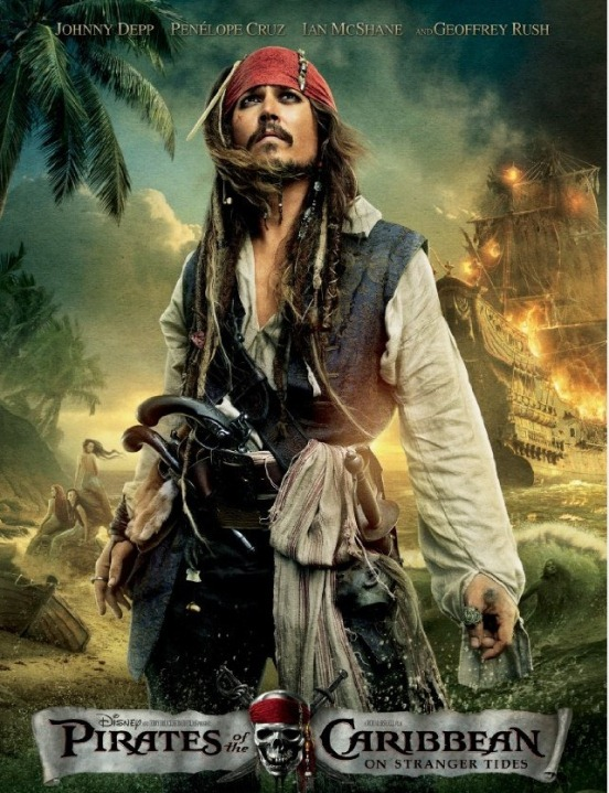 pirates of the caribbean 4 movie trailer