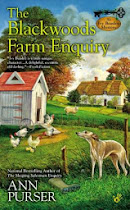 Giveaway: The Blackwoods Farm Enquiry