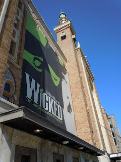 "Defied Gravity at Broadway's ""Wicked"""