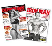 Olympian's News/Ironman n.159 Luglio/Agosto 2016