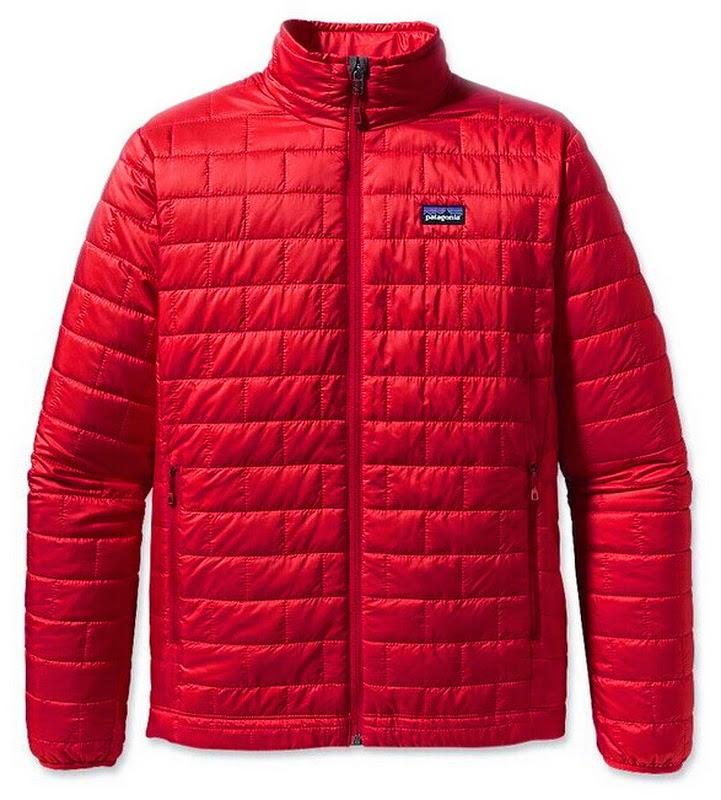 Jaket patagonia nano puff