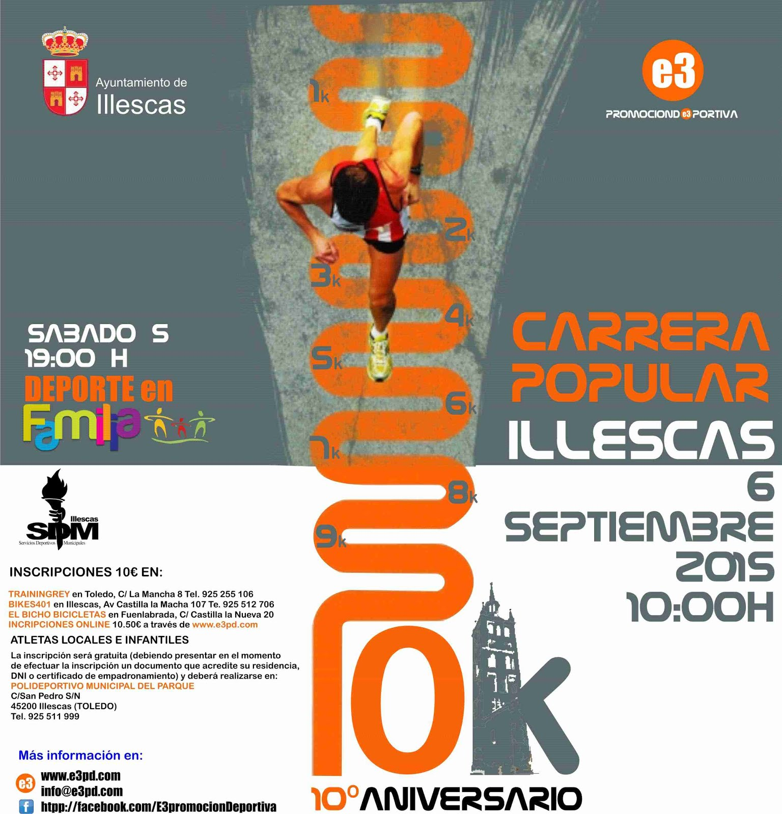 10ª Carrera Popular de Illescas