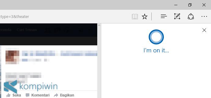 Mencari Gambar Serupa (Beserta Infonya) yang Muncul di Web dengan Cortana di Microsoft Edge 3