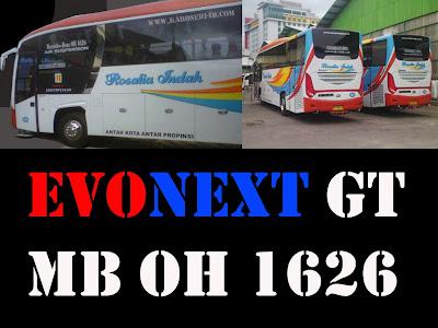 Evonext GT 1626 Rosalia Indah