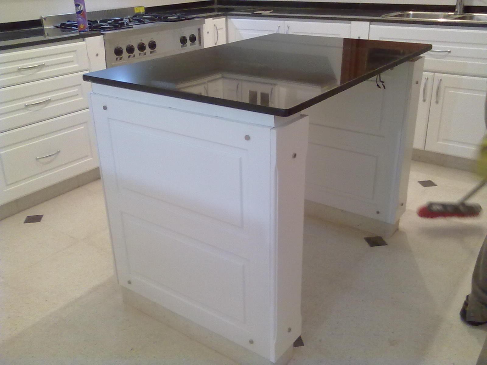 benjamin mueble de cocina mdf laqueado