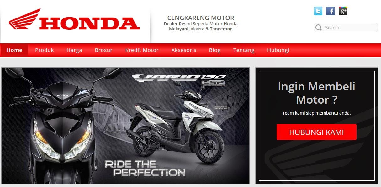 Honda Beri Diskon Hampir 1 Juta untuk Pembelian Cash Naked