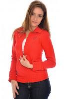 Jacheta PUMA pentru femei FERRARI SWEAT JACKET