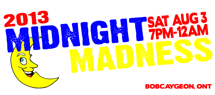 Bobcaygeon Midnight Madness