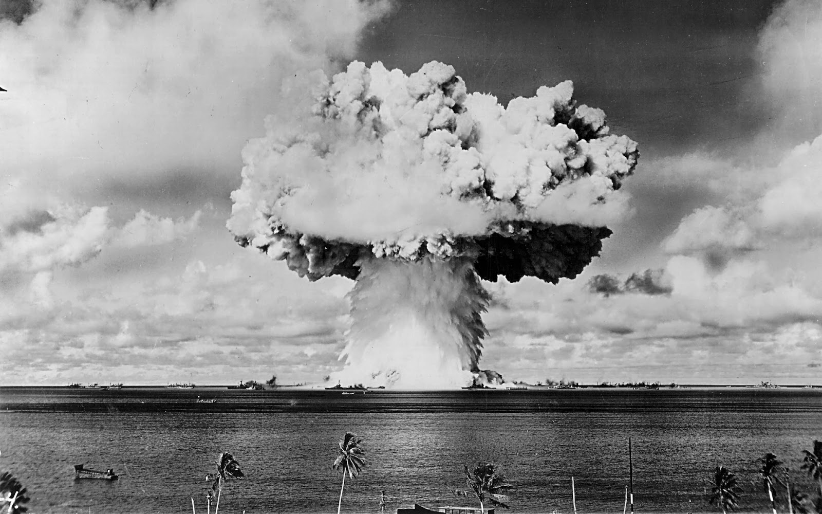 The Nuclear Of The Atomic Bomb