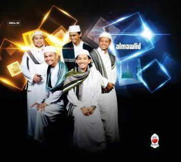 Nasyid Almawlid
