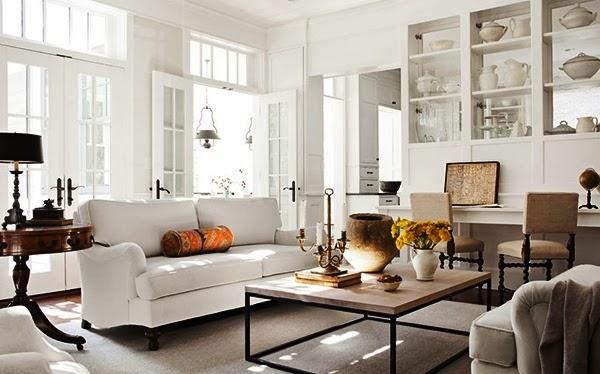 desain interior warna cat ruang tamu minimalis modern