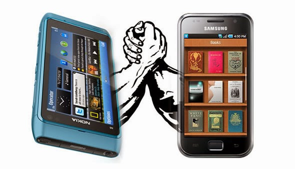Nokia and Samsung 5 years Deal