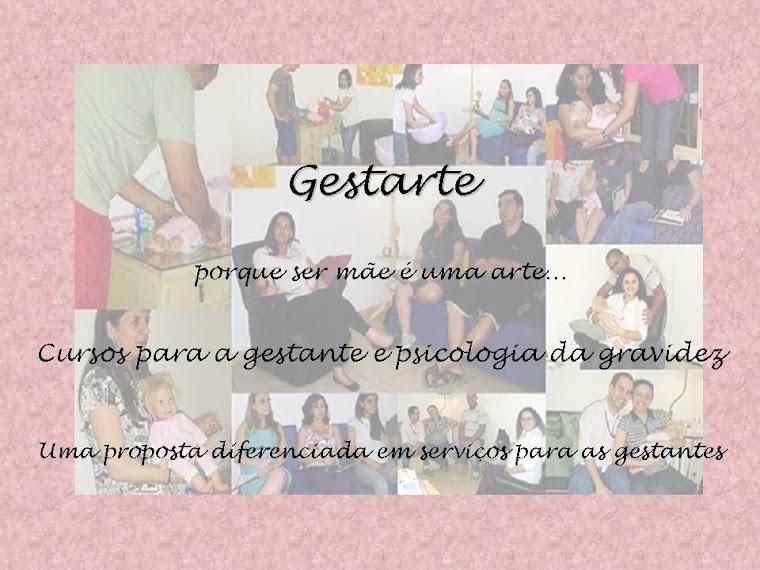 Gestarte: curso de gestantes e psicologia da gravidez
