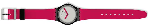 reloj rosa Swatch