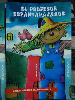 3º Edición del PROFESOR ESPANTAPAJAROS