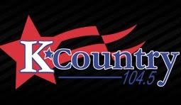 WKAK FM 104.5 K-Country 104