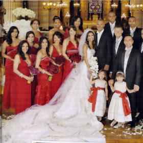 Celebrity Wedding- Eva... Eva Longoria Wedding
