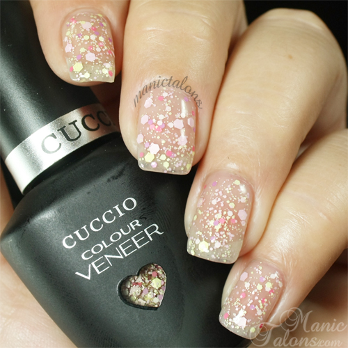 Cuccio Colour Veneer Mimes and Musicians Swatch