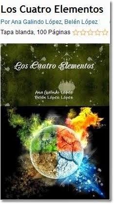 Los Cuatro elementos de la Naturaleza. 2014