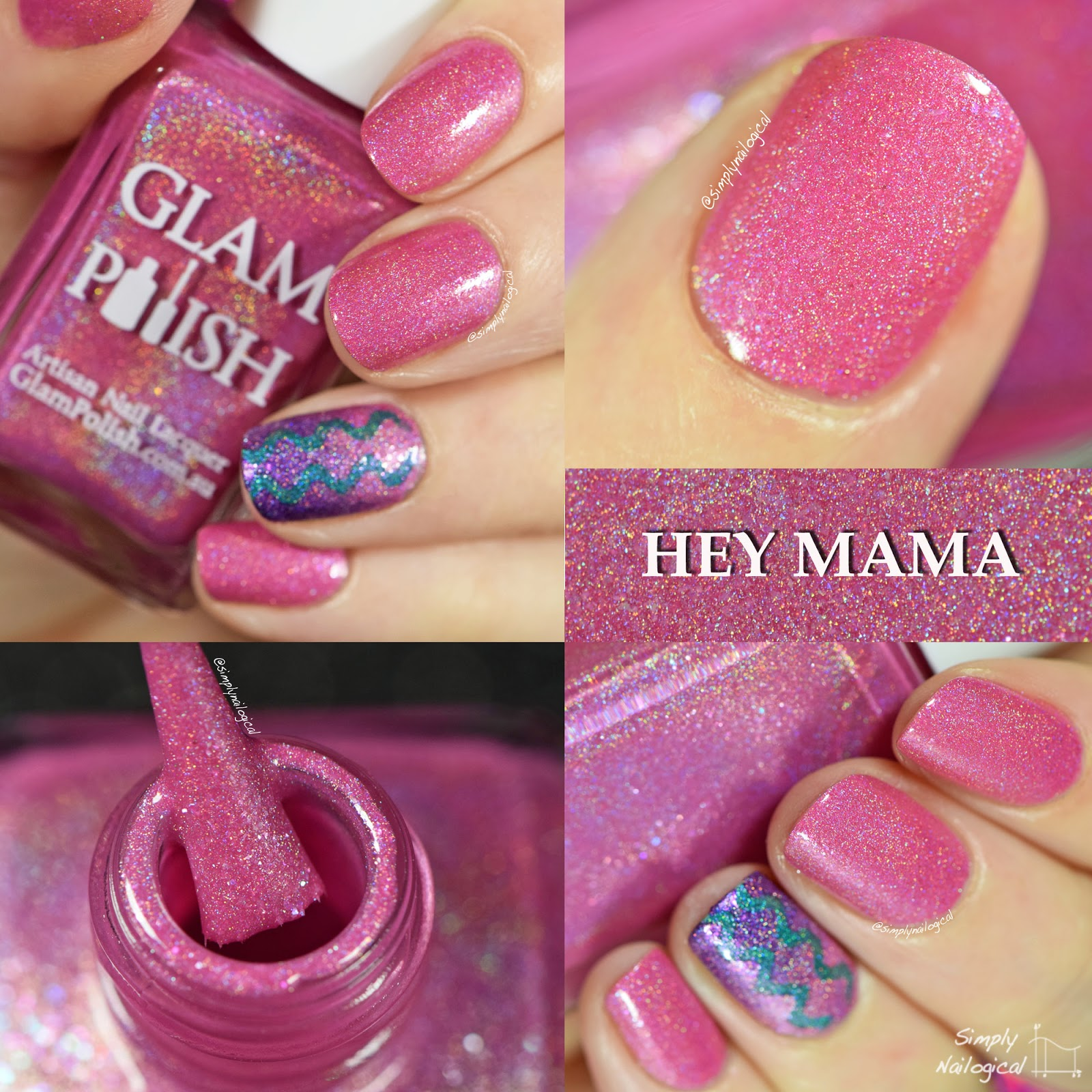 Glam Polish - Hey Mama