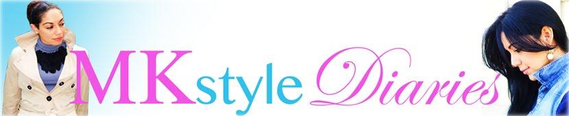 MK Style Diaries