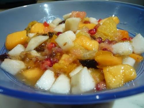 Maigrir avec la m thode montignac phase 1 menu du - Variete de salade d hiver ...