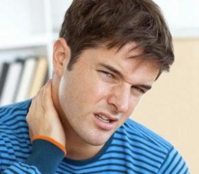 Спазм мышц шеи