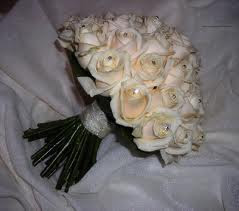 The Beautiful White Wedding Flowers Photos