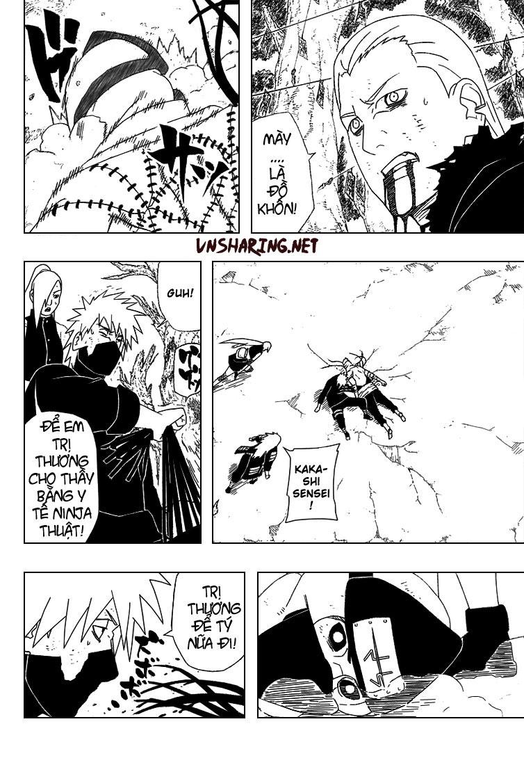 Naruto chap 337 Trang 8 - Mangak.info