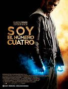 Soy el número cuatro (2011) ()