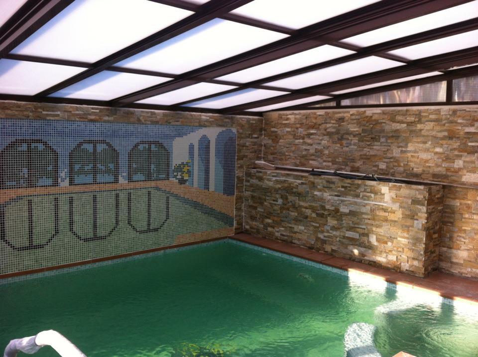Techos para terrazas baratos materiales de construcci n for Suelos terrazas exteriores baratos