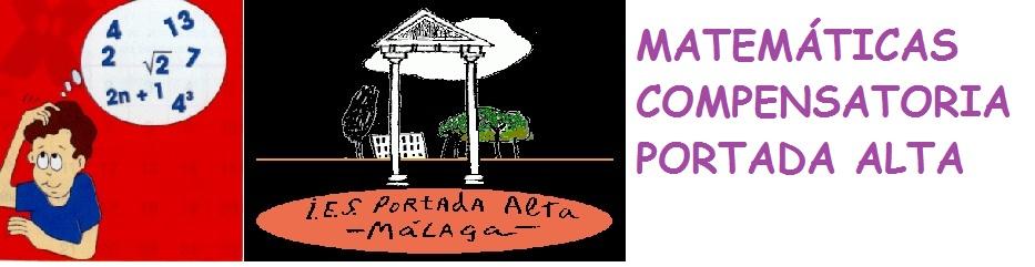 MATEMÁTICAS COMPENSATORIA PORTADA ALTA