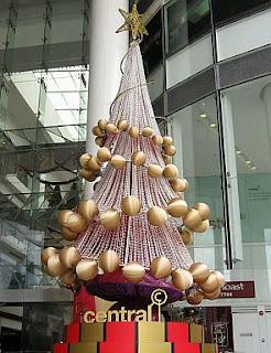 Arboles de Navidad Modernos y Originales, parte 2